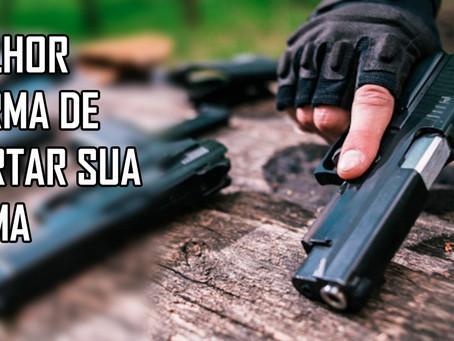 Melhor Forma De Portar Arma.