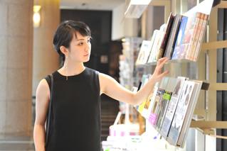 渋谷Bunkamura取材撮影