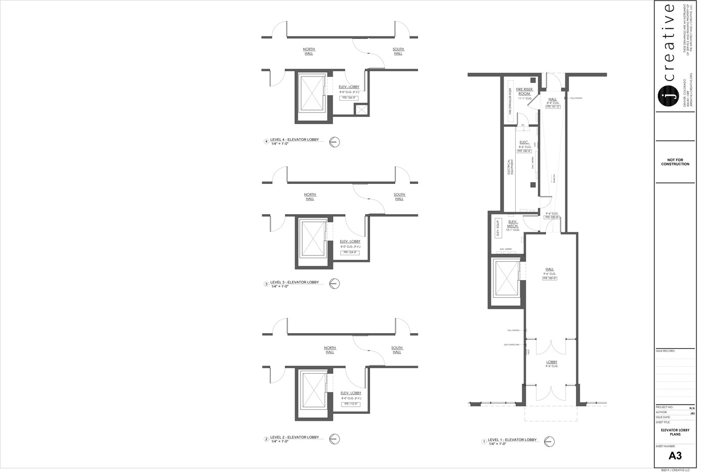 As Built Plan - 5654 Prince with Titlebl