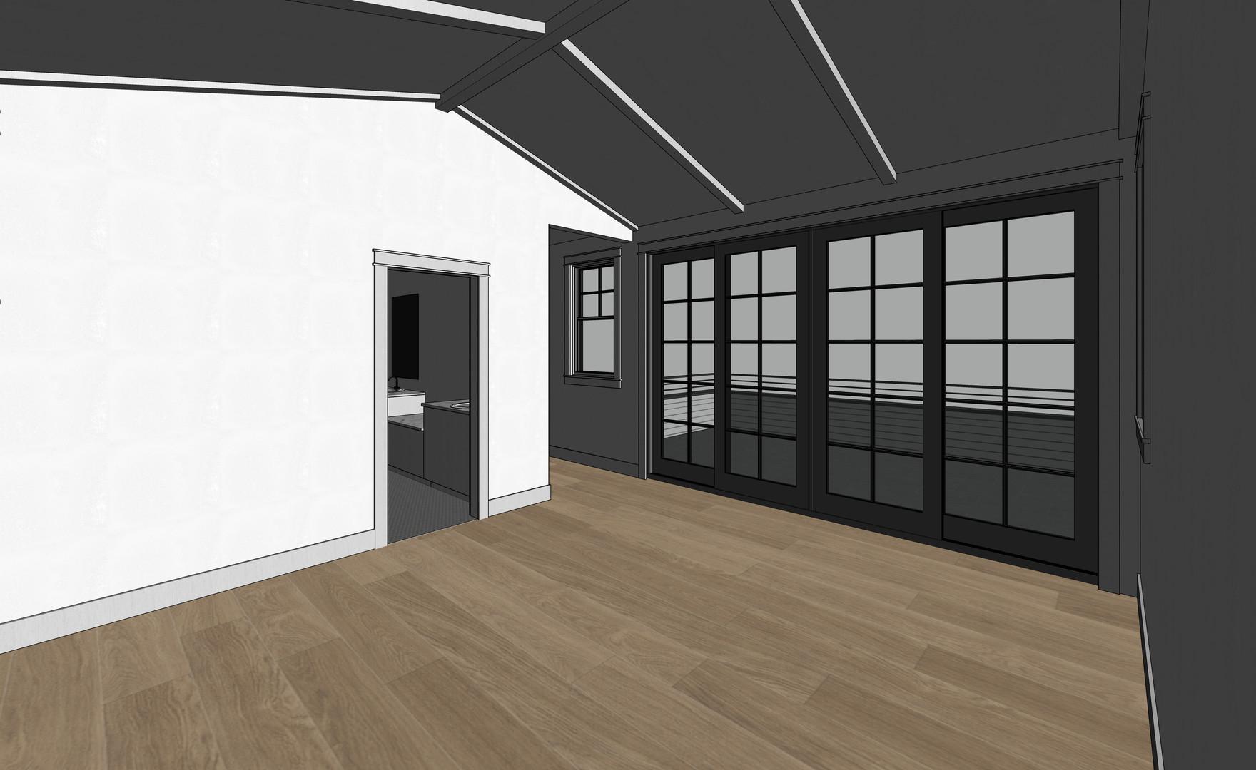 View at Master Bedroom