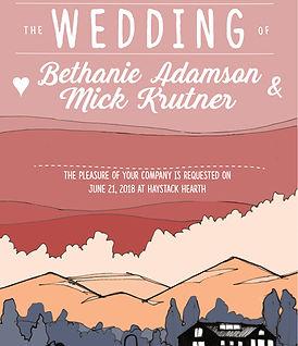 BN Wedding Invitation - 02-25-18 - Revis