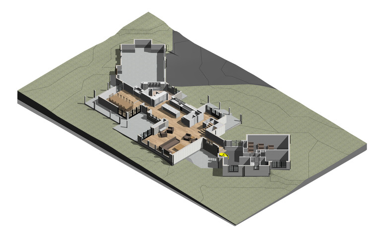 Axon Rendering - Main Level