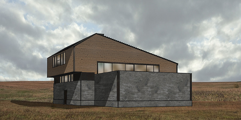 Rendering of Zombie Safehouse