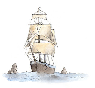 The Delphin (Ship)