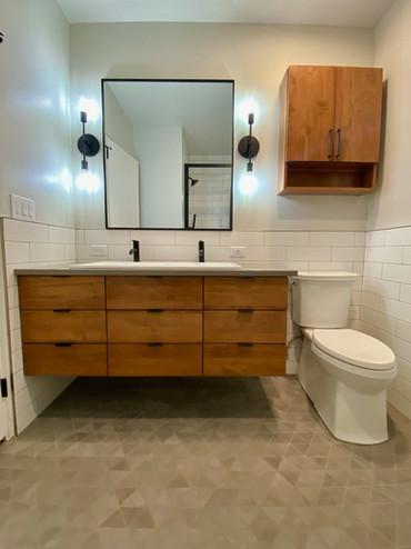 Final Guest (Hall) Bath Vanity