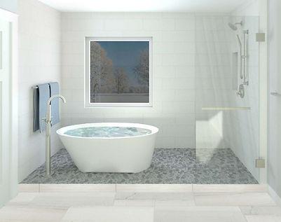 M. Bath B Rendering