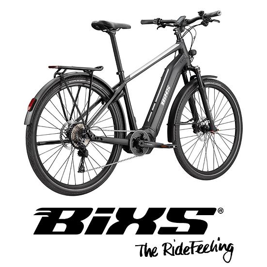 Vélo électrique Trekking Bixs CAMPUS E10