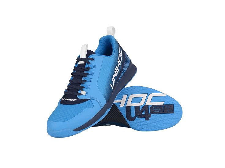 Chaussures UNIHOC U4 Plus Blue
