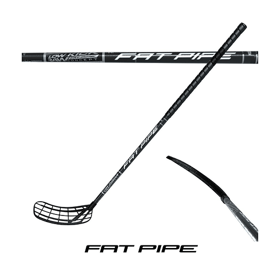 Canne FATPIPE Raw Concept 27 Low Kick SPD