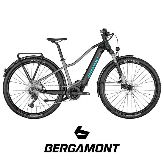 VTT électrique équipé BERGAMONT E-Revox Pro FMN EQ
