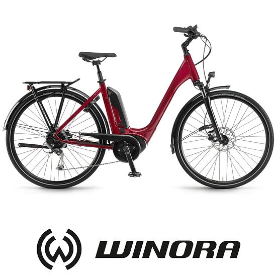 Vélo électrique urbain Winora SINUS TRIA 9
