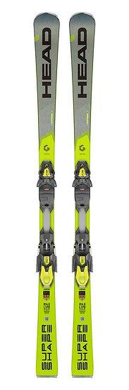 LOCATION SAISON HIVER - Ski HEAD SUPERSHAPE iSPEED