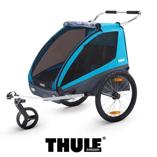 Remorque pour vélo THULE Coaster XT