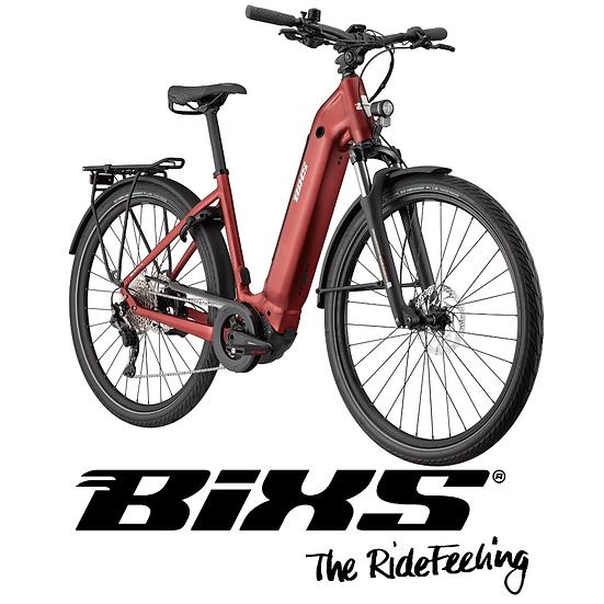 Vélo électrique Trekking Bixs CAMPUS E30 Wave