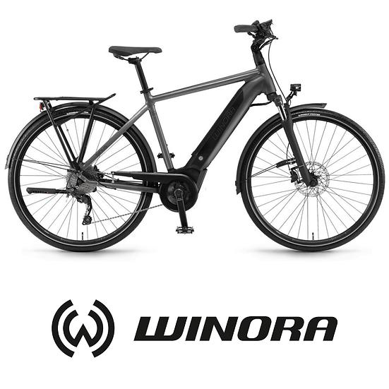 Vélo électrique City/Trekking WINORA i9 Men