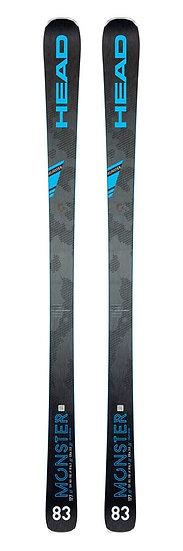 LOCATION SAISON HIVER - Ski HEAD MONSTER 83 TI