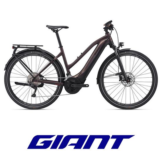 Vélo électrique Trekking GIANT Explore E+ 1 STA