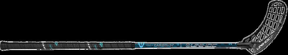 Canne UNIHOC Epic Carbskin 29 Ice Turquoise