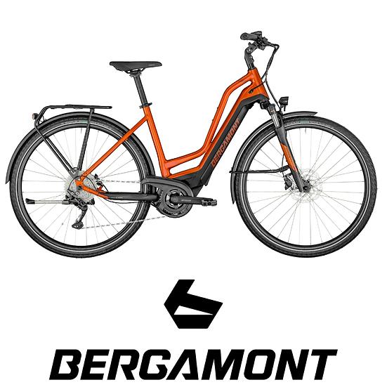 Vélo électrique Trekking BERGAMONT E-Horizon Edition Amsterdam '21