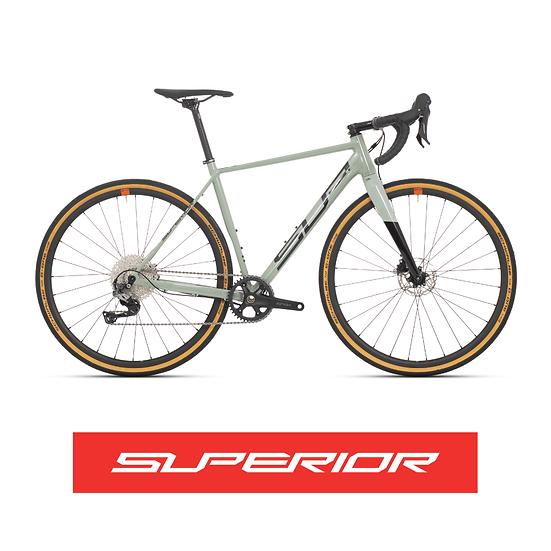 Vélo Gravel SUPERIOR X-Road Elite