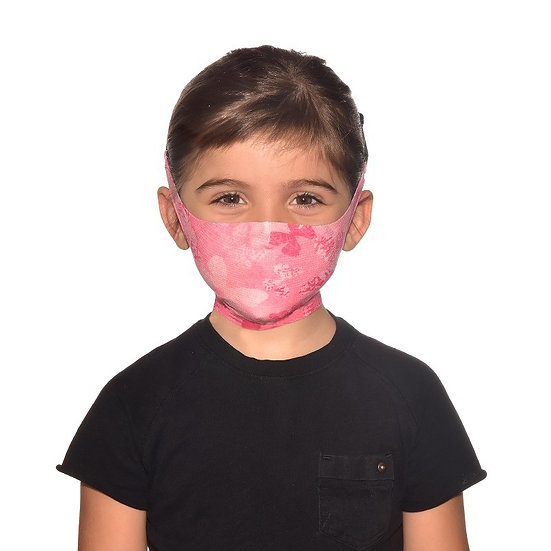 BUFF MASQUE JUNIOR AVEC FILTRE - Nympha