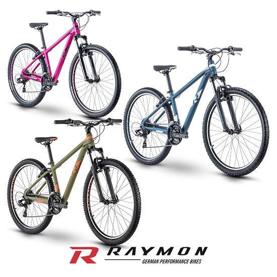 VTT semi-rigide R Raymon SEVENRAY 1.0