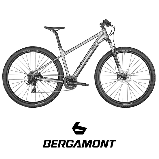 VTT semi-rigide BERGAMONT Revox 3