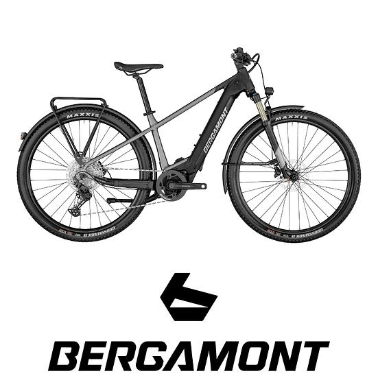 VTT électrique équipé BERGAMONT E-Revox Pro EQ