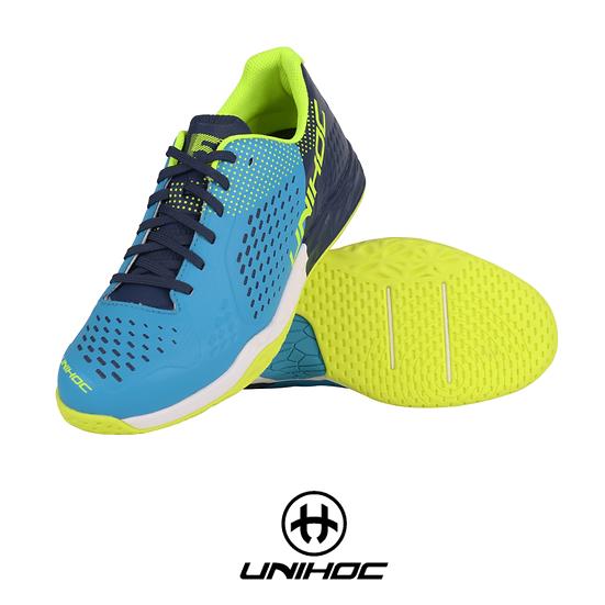 Chaussures UNIHOC U5 Pro Lowcut Blue Men '20-21