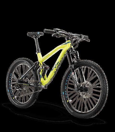 VTT All-Mountain R RAYMON FullRay 7.0