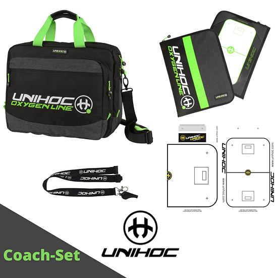 Set pour entraîneur UNIHOC Oxygen Line
