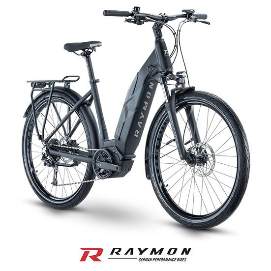 Vélo électrique Trekking R RAYMON TourRay E 4.0 Wave