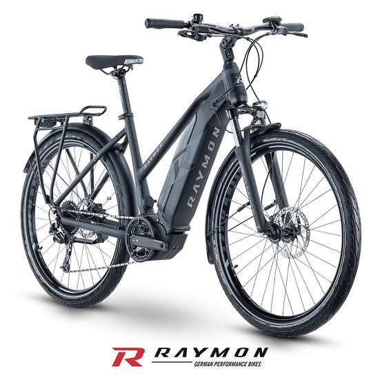 Vélo électrique Trekking R RAYMON TourRay E 4.0 Lady