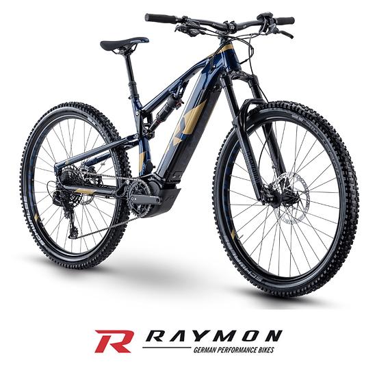 VTT électrique tout suspendu R RAYMON FullRay E-Seven 8.0