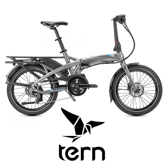 Vélo électrique pliant TERN Vektron P7i 400Wh