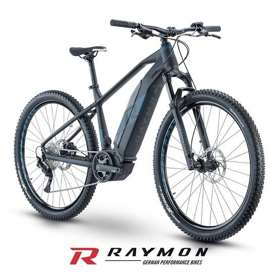 VTT électrique semi-rigide R RAYMON HardRay E-Nine 6.0