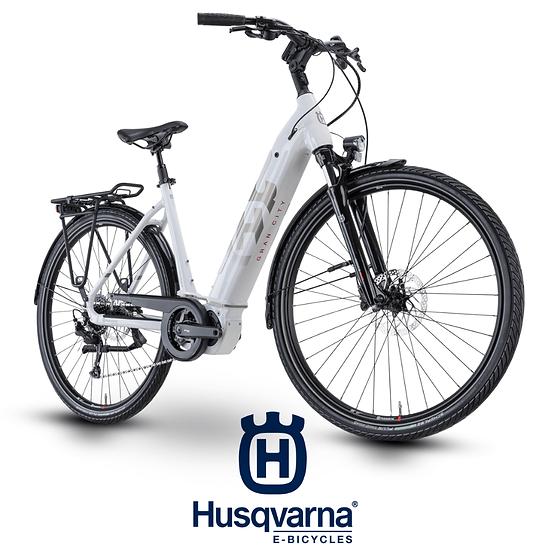 Vélo électrique urbain HUSQVARNA Gran City 1