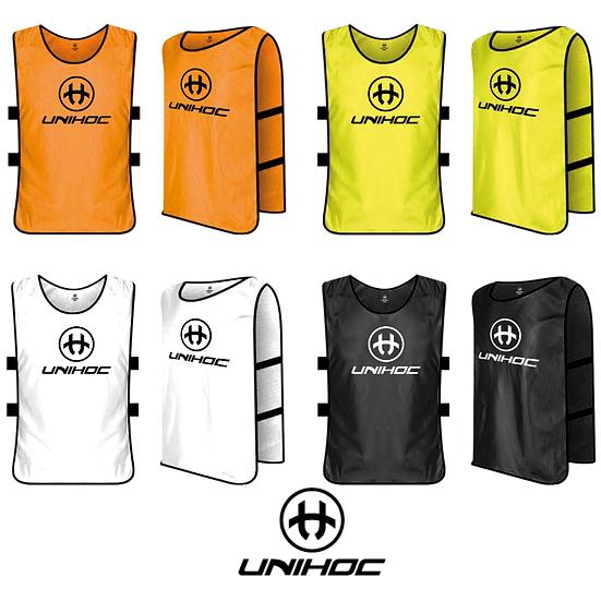 Set de chasubles d'entraînement UNIHOC Stripe Grand-Terrain