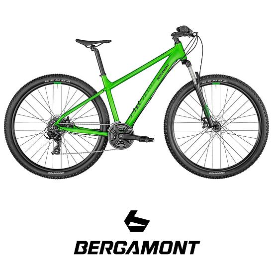 VTT semi-rigide BERGAMONT Revox 2 Green