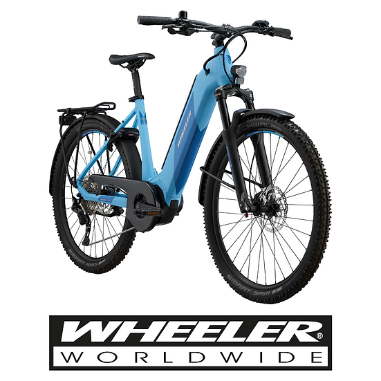 Vélo électrique WHEELER i-Vision DI Cross