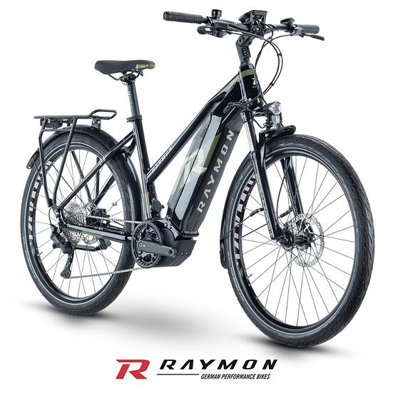 Vélo électrique Trekking R RAYMON TourRay E 5.0 Lady