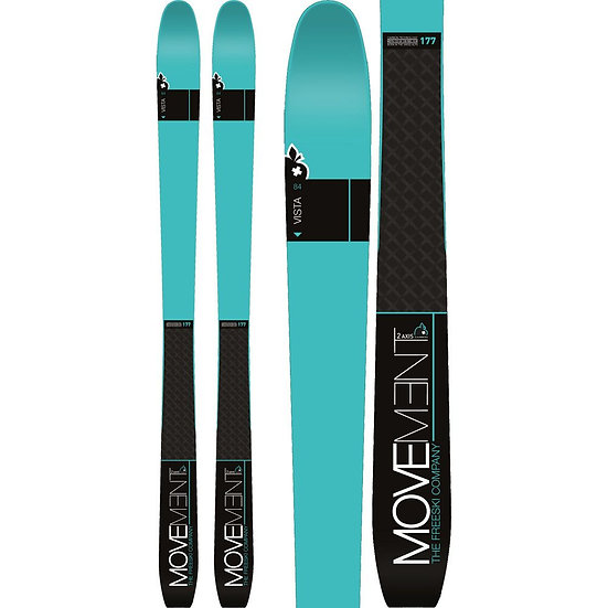 Ski Rando MOVEMENT Vista 84 Woman