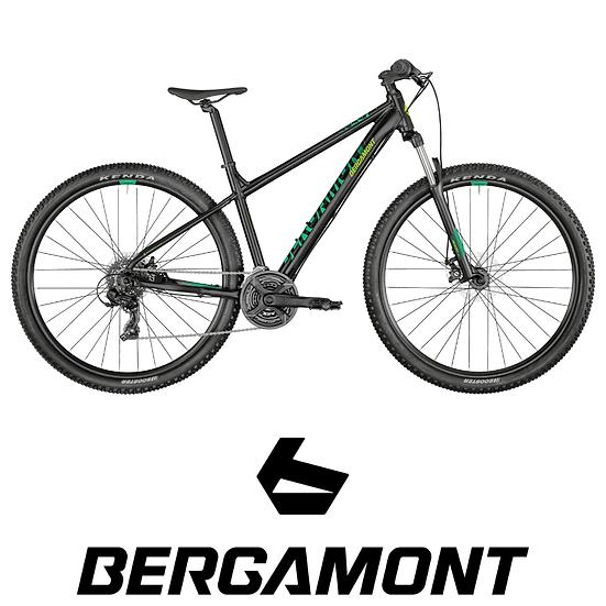 VTT semi-rigide BERGAMONT Revox 2