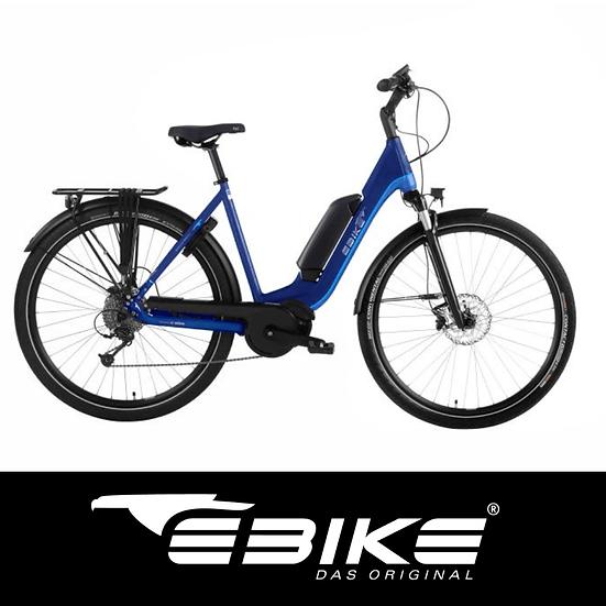Vélo électrique Trekking EBIKE Advanced Wave Alivio