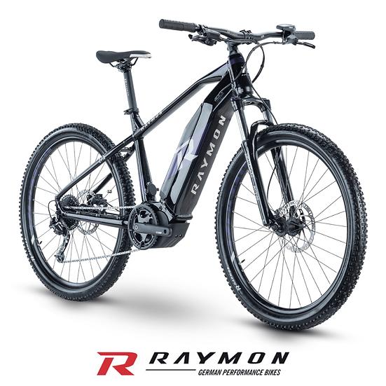 VTT électrique semi-rigide R RAYMON HardRay E-Seven 5.0