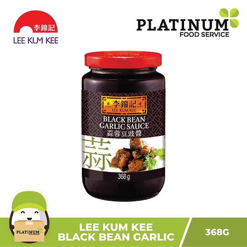Lee Kum Kee Black Bean and Garlic Sauce 368g