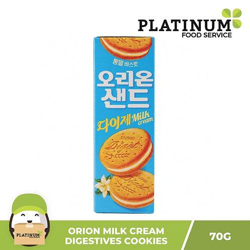 Orion Digestive Milk Biscuit 75g