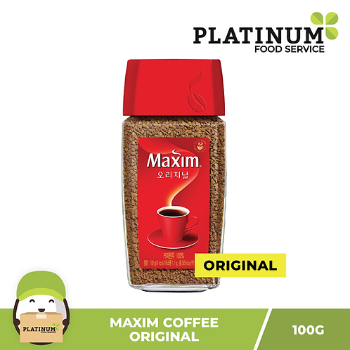 Maxim Coffee Original 100g