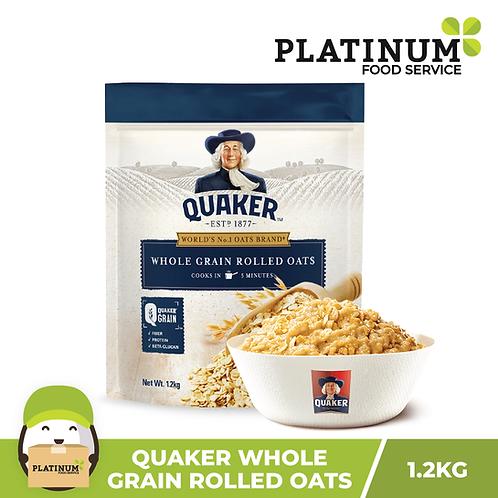 Quaker Rolled Oats 1.2kg