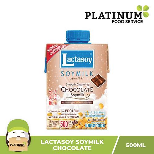 Lactasoy Soymilk - Chocolate 500mL